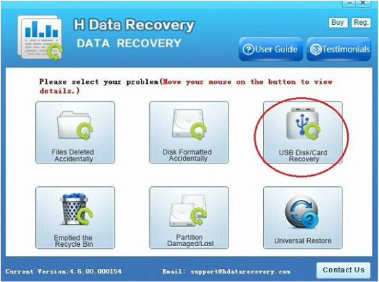 recover photo from android external memory card