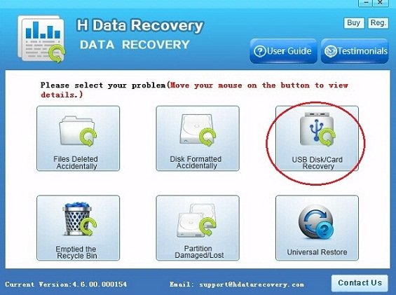 how to recover lost data from external hard drive